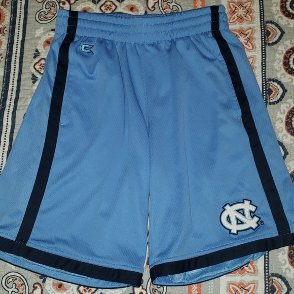 Colosseum Other - UNC Mesh Shorts